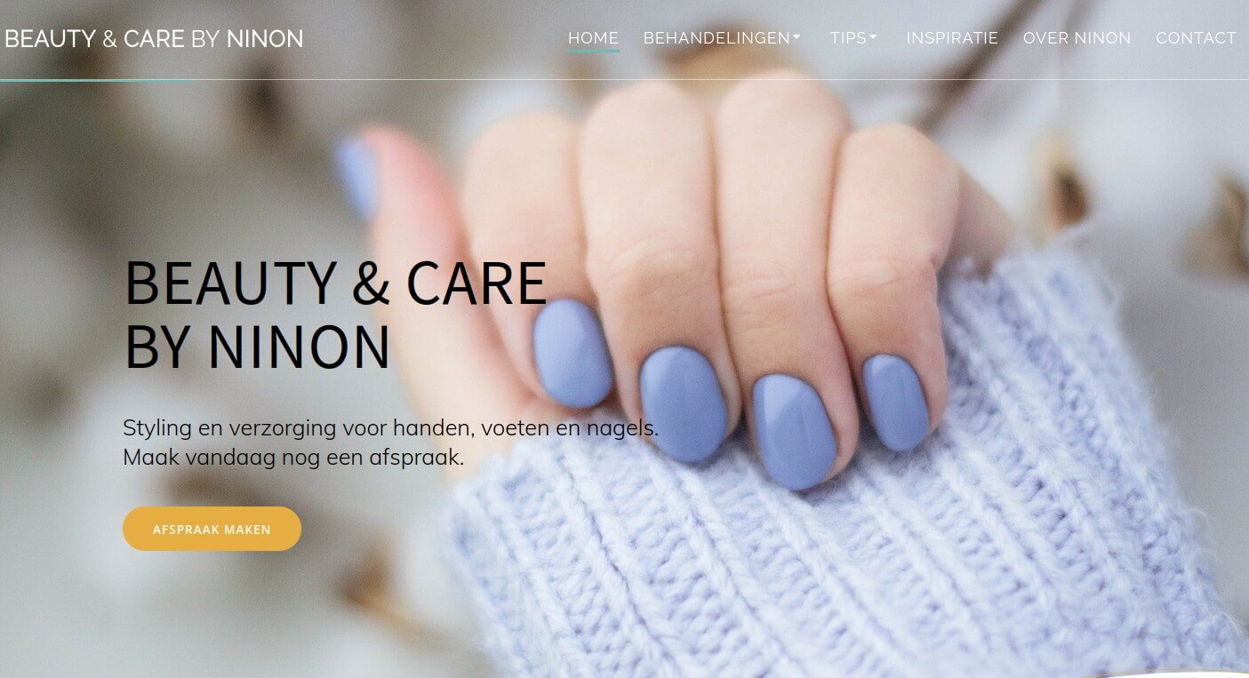 Project - Beauty & Care by Ninon